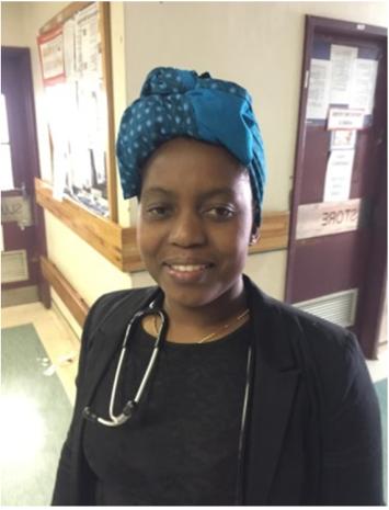 Dr Belina Mokone